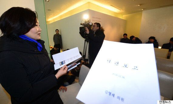세월호 당일 김영재 의원의 프로포폴 처방 서명이 좀