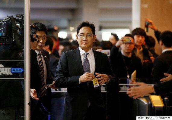 이재용 삼성 회장은 최순실 지원 핵심 기구인 '미래전략실'을 없애겠다고
