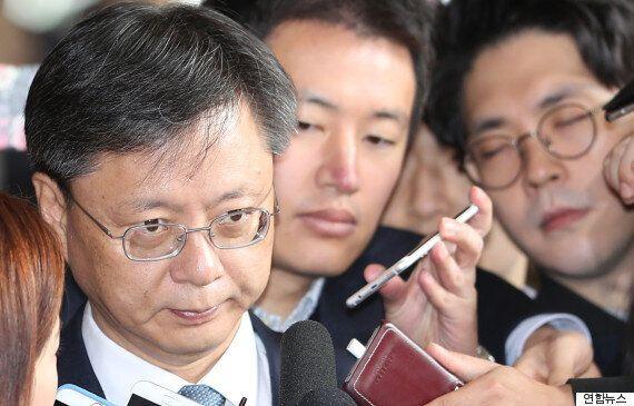 우병우가 '최순실 국정조사' 증인 출석을 피하는 꼼수는 정말