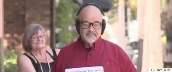 미국 대선 결과를 2주간이나 몰랐던 남성이 마침내 소식을