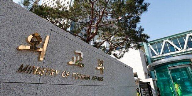 한국 외교관이 주재국 미성년자 2명을 성추행한 혐의로