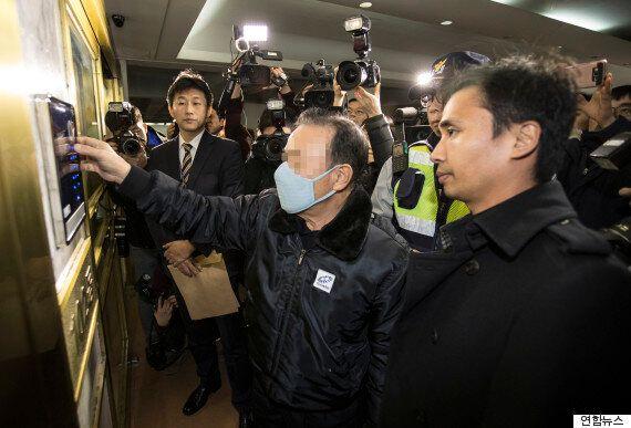 국회 국정조사 증인이 출석을 거부하는 상황을 방지하기 위한 '우병우법'이