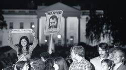 워터게이트 사건에서 닉슨 대통령이 사기꾼이 된