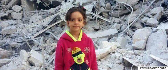 알레포 실상 생중계하던 시리아 소녀가 생존 소식을