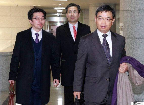 박근혜 측 탄핵심판 대리인단이