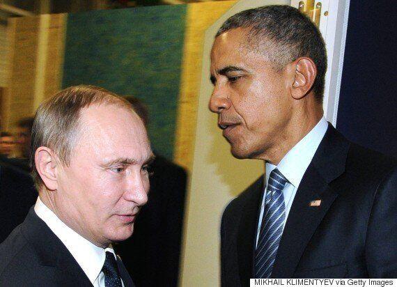 오바마가 대선 개입한 러시아에 보복을