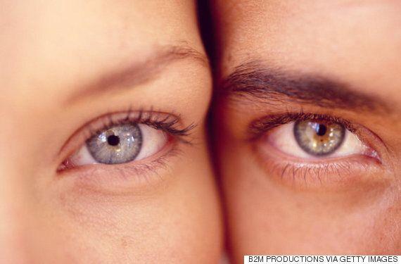 사물을 보는 남녀의 눈은 정말