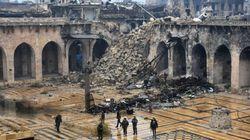 시리아 내전 알레포 전투가 4년 반만에
