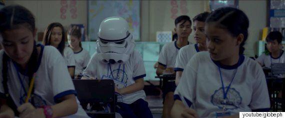 필리핀에서 만든 '로그 원 : 스타워즈 스토리'의 광고가 사람들을 울리고