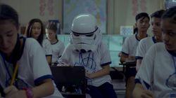 필리핀의 '로그 원' 광고가 당신을 울릴