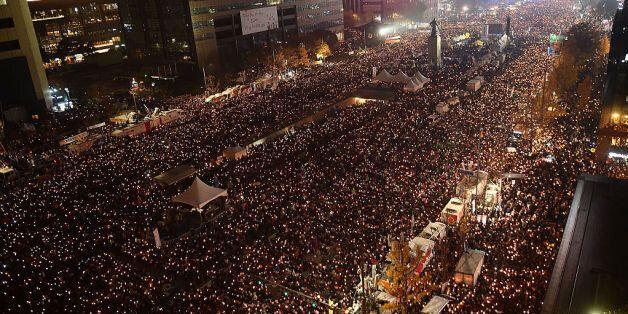 내일 '촛불집회' 못 가는 사람도 참여할 수 있는 '아주 쉬운