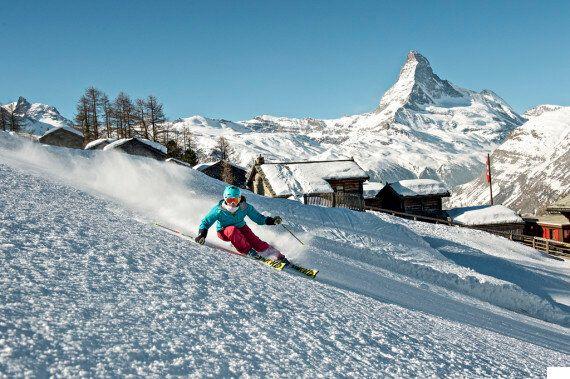 스위스 겨울스키가 전세계인을 낭만에 빠뜨리는 비결