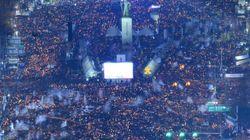 어제 광화문에서 50만이 하야를 외치는 장면은 정말 소름