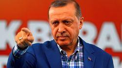 터키가 '난민을 풀어버리겠다'며 유럽을
