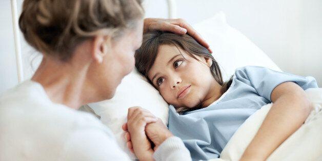 전세계적으로 소년이 소녀보다 더 암 진단을 많이 받는 이유는