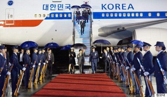 박 대통령은 스스로