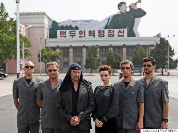 북한에서 공연한 최초의 서방 록밴드의 다큐멘터리가 암스테르담 영화제에서 첫 선을