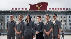북한에서 공연한 최초의 서방 록밴드의 다큐멘터리