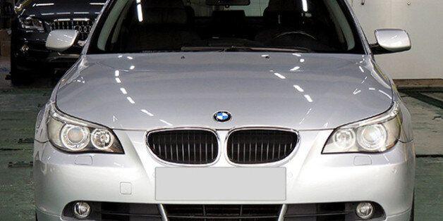 중고차 매매 사이트 '보배드림'에 올라온 우병우 전 민정수석이 보유했던 BMW 530i의