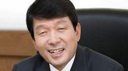 천호식품 회장이 '국정혼란 걱정된다'며 인터넷에 올린 동영상과