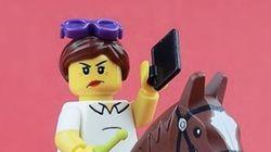 이제형 작가의 디테일이 살아있는 레고 작품에 주어는