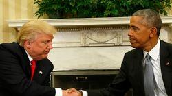 카스트로에 대한 오바마와 트럼프의 견해는 많이
