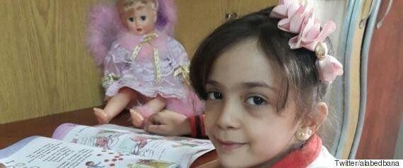 트위터로 알레포의 상황을 생중계하던 소녀가 마지막 인사를