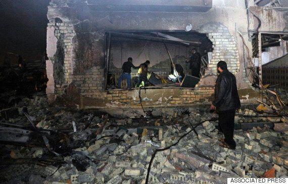 이라크서 IS 소행 추정 자살 폭탄 공격이 발생했다. 최소 73명이