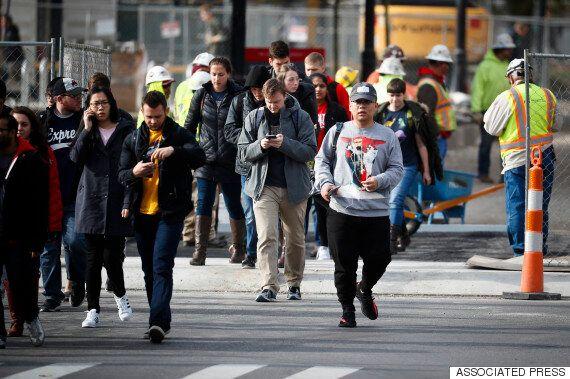 미국 오하이오 주립대에서 '묻지마 차량돌진·흉기난동' 사건이