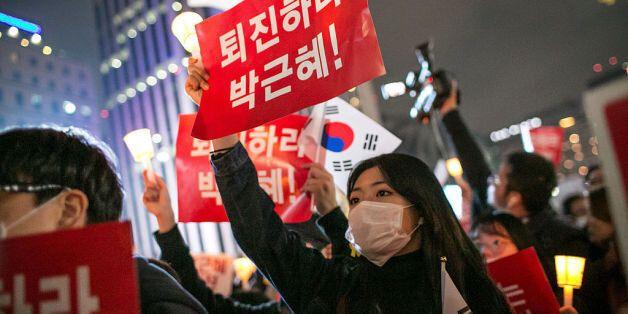 '박근혜 퇴진 동맹휴업'은 '이 학교'가 스타트를