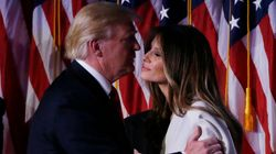 새 미국 영부인이 대통령과 함께 백악관으로 이사하지 않는