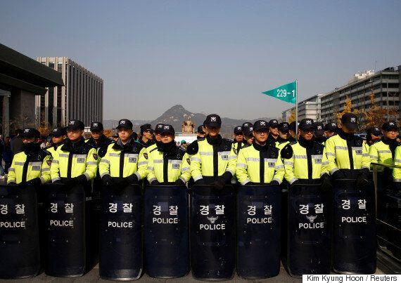청와대 200m 앞까지 열린 오늘 서울 촛불집회는 대한민국 집회시위 역사를 새로 쓸