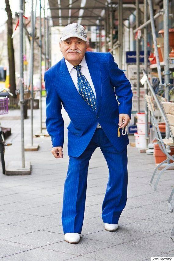 이 86세 할아버지는 매일 다른 옷을