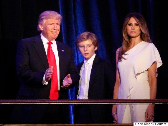 뉴욕시의 트럼프 가족 1일 경호 예산은 백만 달러에
