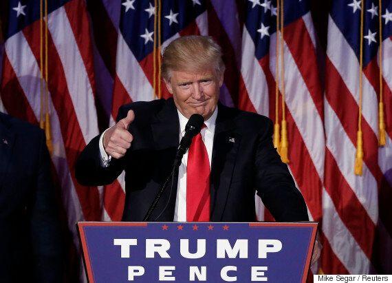 트럼프 당선으로 미국은 또 한 번의 금융위기로 가고 있는지도