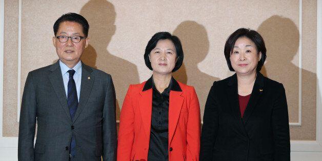 세 야당이 결론 내렸다. '박근혜 임기단축 여야 협상은 없다. 탄핵으로 계속