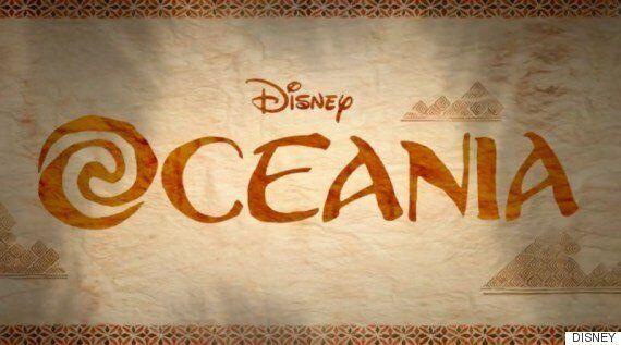 디즈니 애니메이션 '모아나'가 이탈리아에서 제목을 바꾼