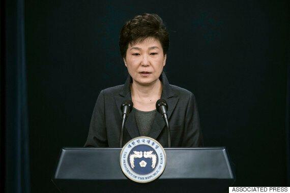 '박근혜 퇴진 촛불집회'를 앞두고 문재인이
