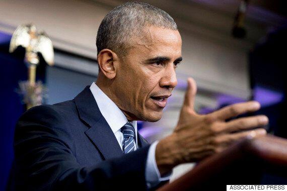 기자회견의 정석 | 오바마의 어느 흔한