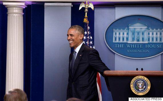 오바마가 8년 동안 여러 나라의 말로 했던 인사를