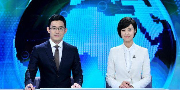 MBC '뉴스데스크' 박상권 이정민 앵커직
