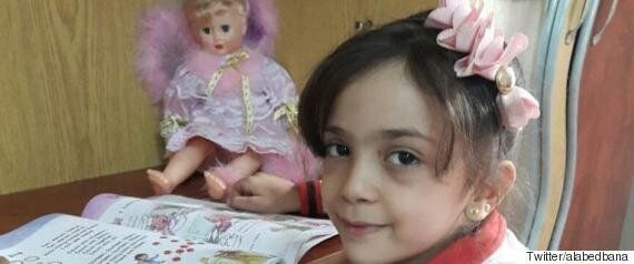 알레포 상황을 생중계하던 시리아 소녀가 근황을