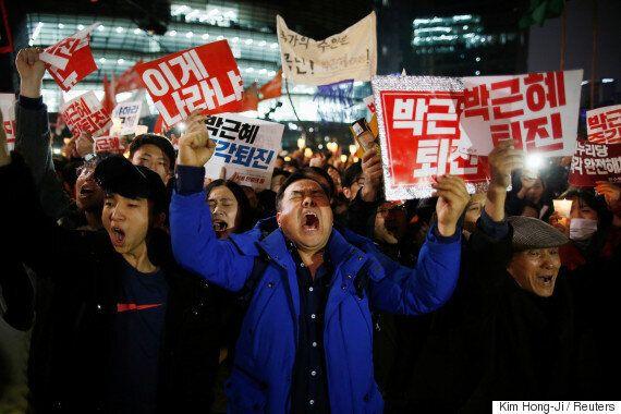 전국 '200만명' 모이는 사상 최대의 촛불집회가