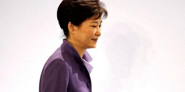 박근혜대통령 부패스캔들과