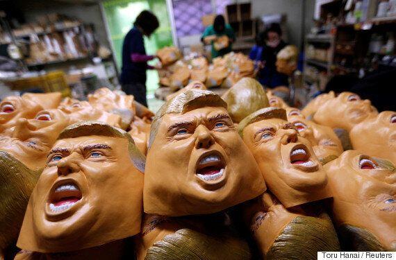 도널드 트럼프의 인수위원회는 선거운동 때 본 모습