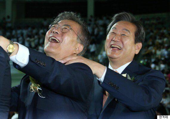 김무성은 박근혜를 만난 것을 가장 후회한다고