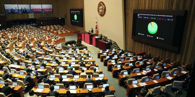 '최순실 특검법'과 '최순실 국정조사계획서'가 국회를