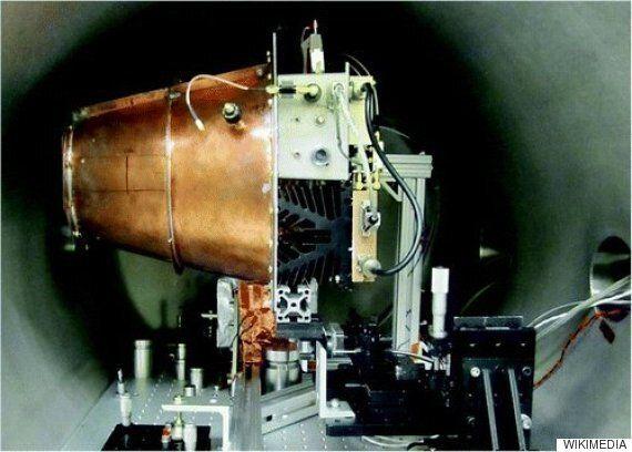 무연료로 우주를 통과할 수 있다는 이론이 가능성을