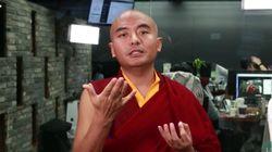 [허프라이브] '세상에서 가장 행복한 사람' 승려 밍규르 린포체가 말하는 마음의 평화를 얻는