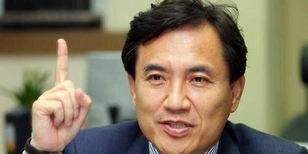 김진태 의원이